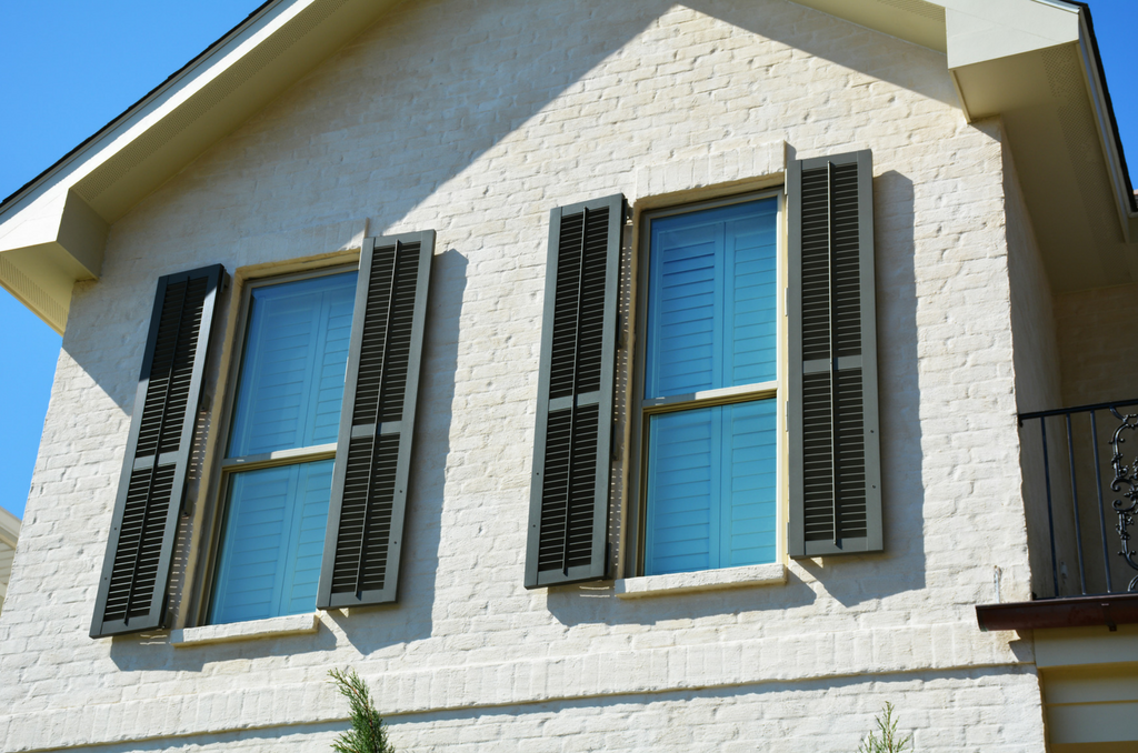 Best Exterior Shutter Material For Your Home Las Shutters Windows