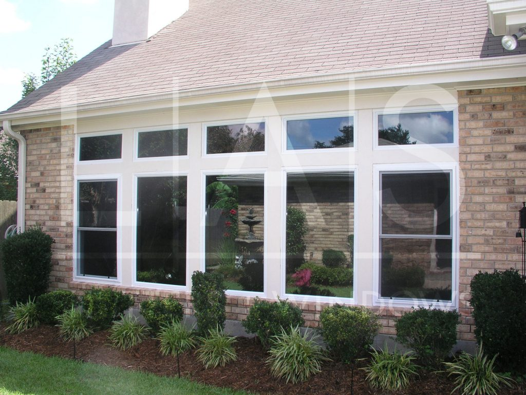 "Why LAS Vinyl Windows are best for Southeast Louisiana and ""Deep South"" Region"