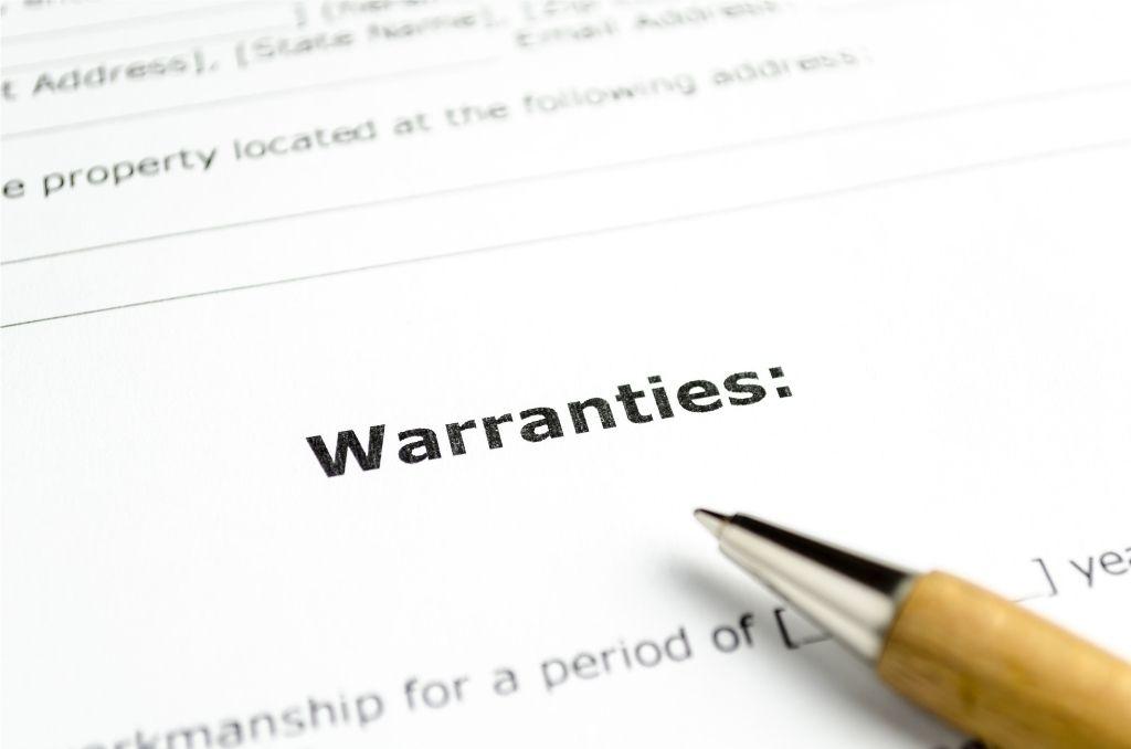 Understanding A Manufacturer Warranty