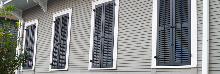 Colonial Shutters Las Windows Shutters Of The Gulf South