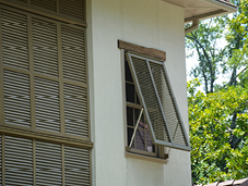 Decorative and Operable Shutters