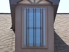 LAS storm panel shutters