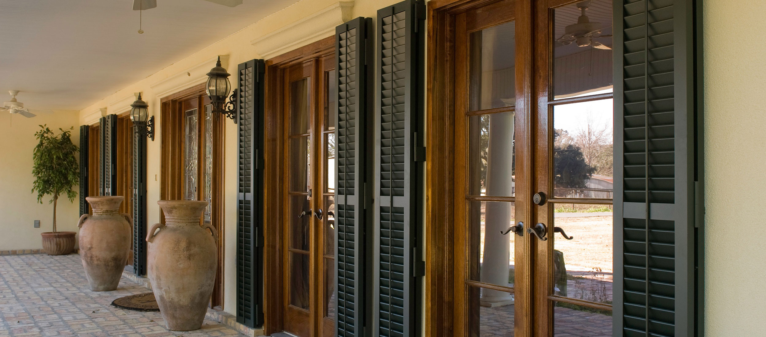 LAS Home Doors Shutters