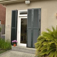 LAS Shutters Style Interior Colonial Bifold Trifold