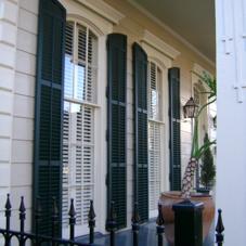 LAS Shutters Style Interior Colonial Horizontal Mullions