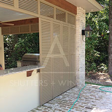 LAS Shutters Custom Projects Interior