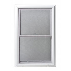 LAS Double Hung Windows Interior Sash Screen