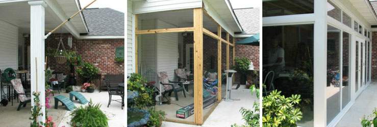 Patio Covers and Enclosures Gallery