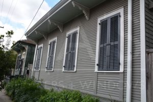 Hurricane Rated Colonial Style Hurricane Shutters