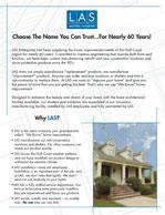 Why LAS Windows and Doors